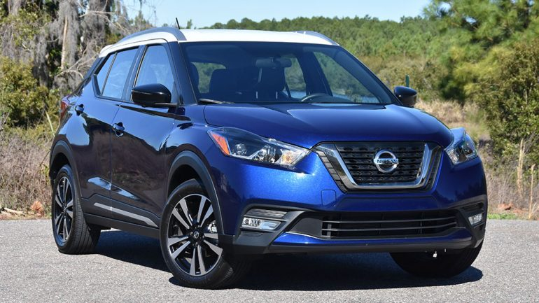 2019 Nissan Kicks SR Review & Test Drive