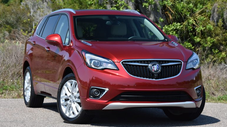 2019 Buick Envision Premium II 2.0T AWD Review & Test Drive