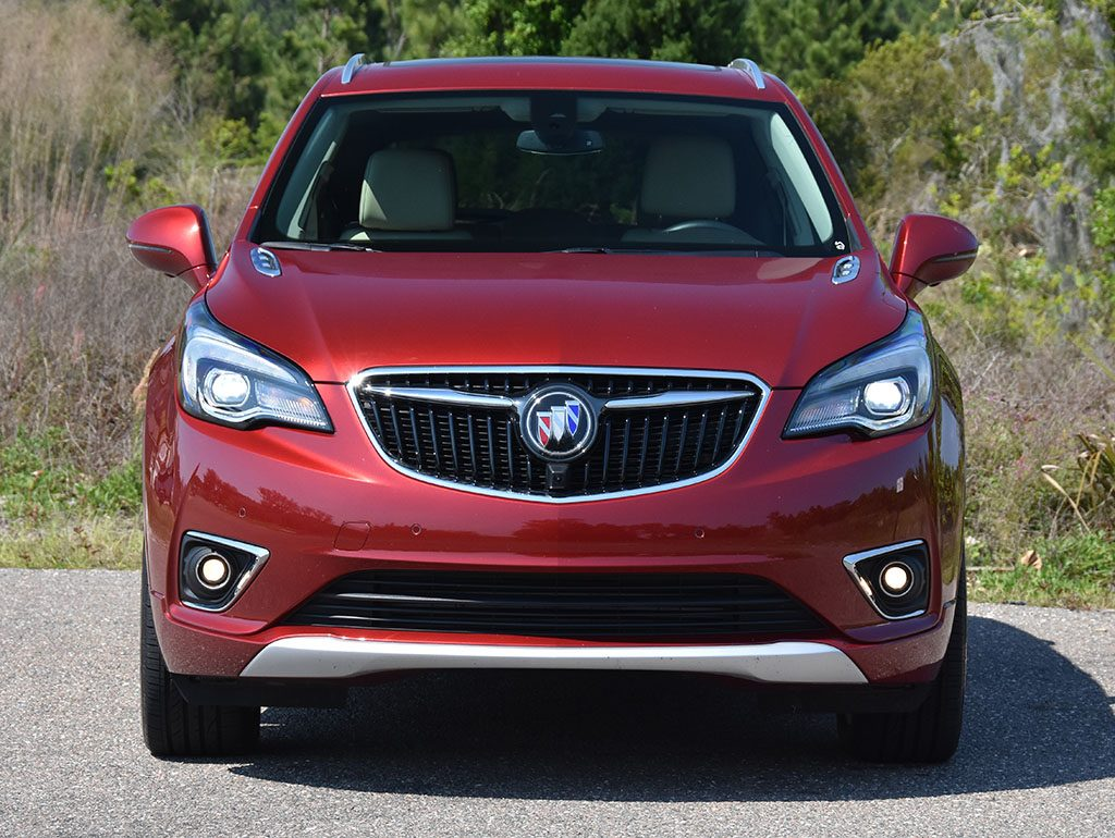 2019 Buick Envision Premium II 2.0T AWD Review & Test ...