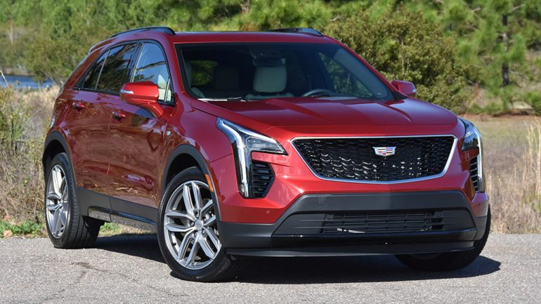 2019 Cadillac XT4 AWD Sport Review & Test Drive