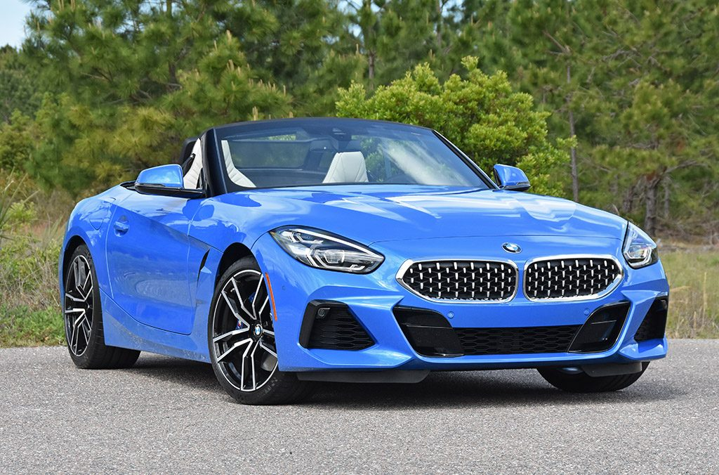 2019 BMW Z4 sDrive30i Review & Test Drive : Automotive Addicts
