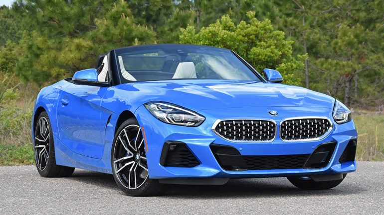 2019 BMW Z4 sDrive30i Review & Test Drive