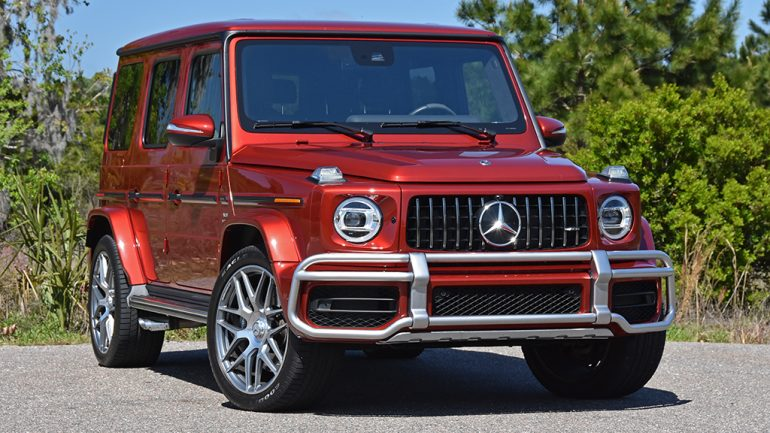 2019 Mercedes-AMG G63 Review & Test Drive