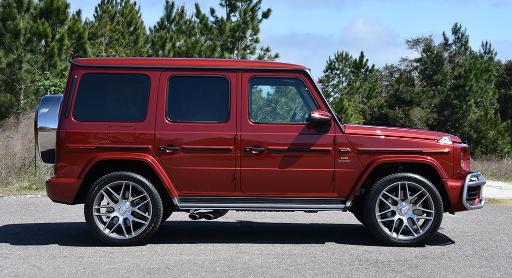 2019 Mercedes Amg G63 Review Test Drive