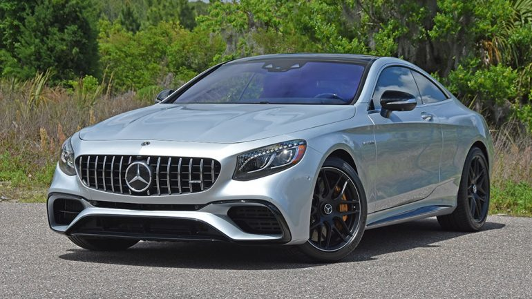 2019 Mercedes-AMG S63 Coupe Review & Test Drive