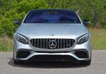 2019 mercedes-amg s63 coupe front