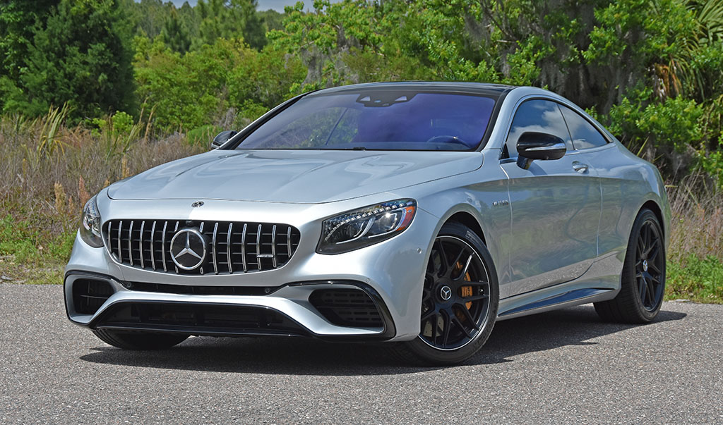 S63 Amg Coupe >> 2019 Mercedes Amg S63 Coupe Review Test Drive