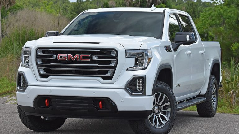 2019 GMC Sierra AT4 Review & Test Drive