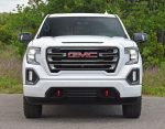 2019 gmc sierra at4 front