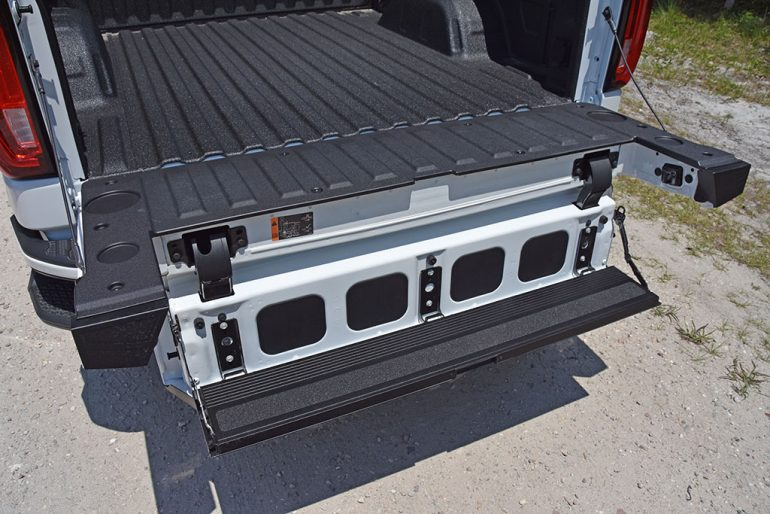 2019 gmc sierra at4 multipro tailgate