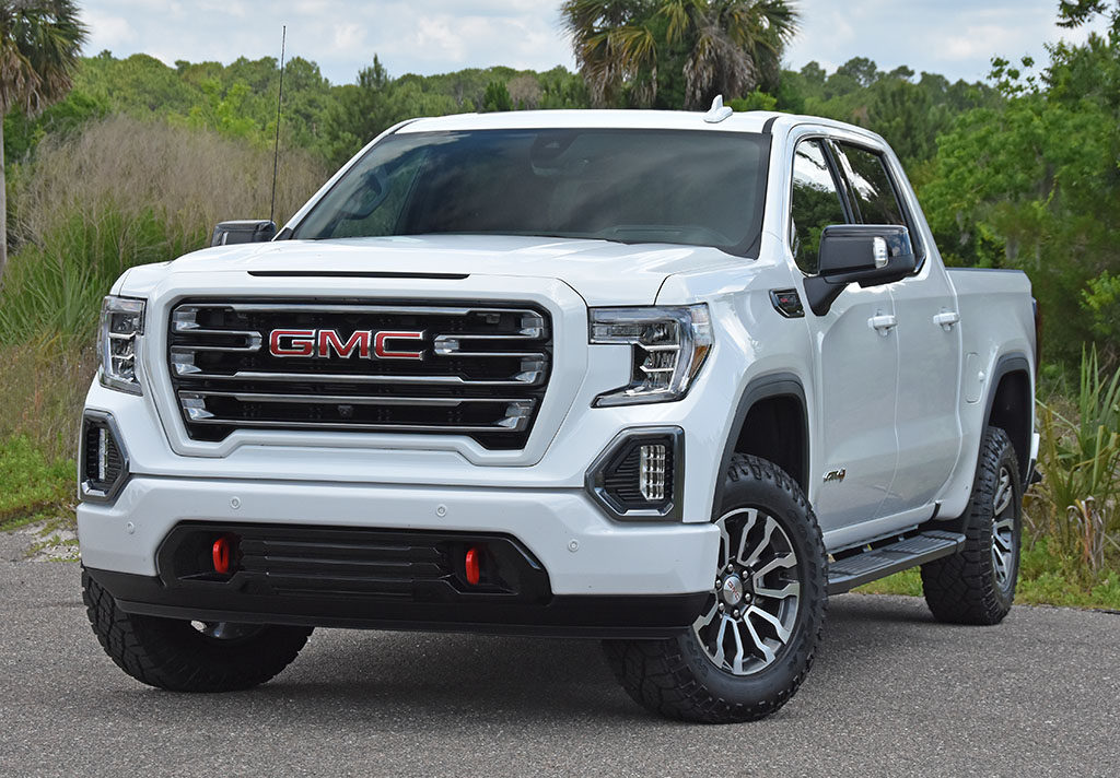 2019 GMC Sierra AT4 Review & Test Drive : Automotive Addicts