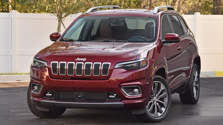 2019 Jeep Cherokee Overland 4×4 Review & Test Drive