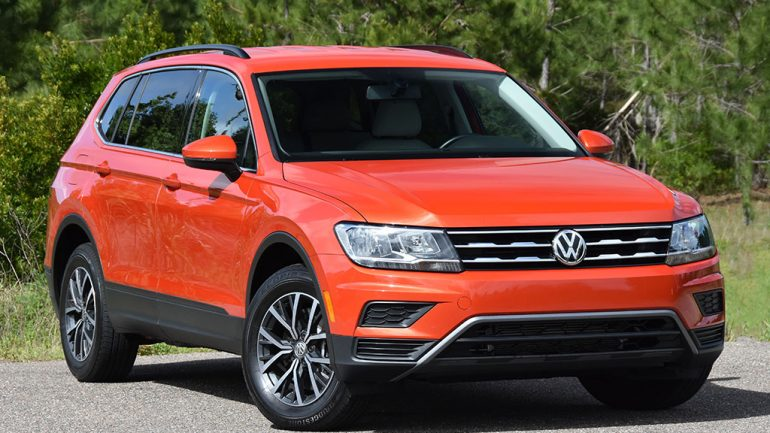 2019 Volkswagen Tiguan SE Review & Test Drive