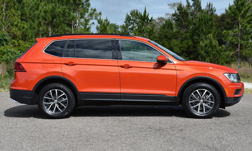 2019 Volkswagen Tiguan Se Review Test Drive