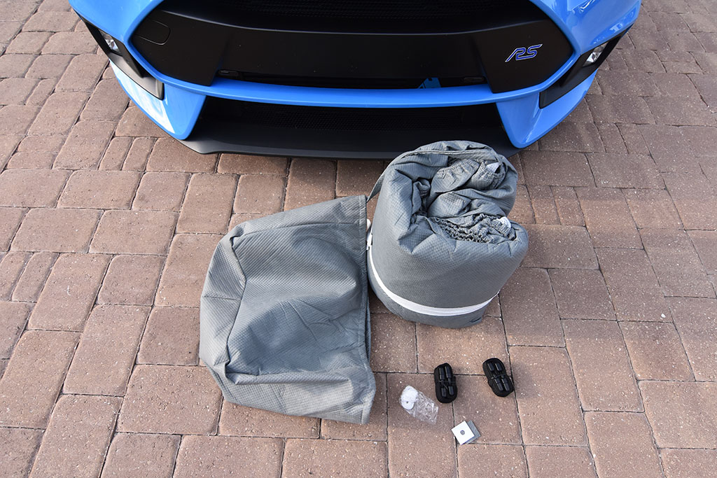 FORD FOCUS RS Car Cover UV Protection Waterproof Breathable