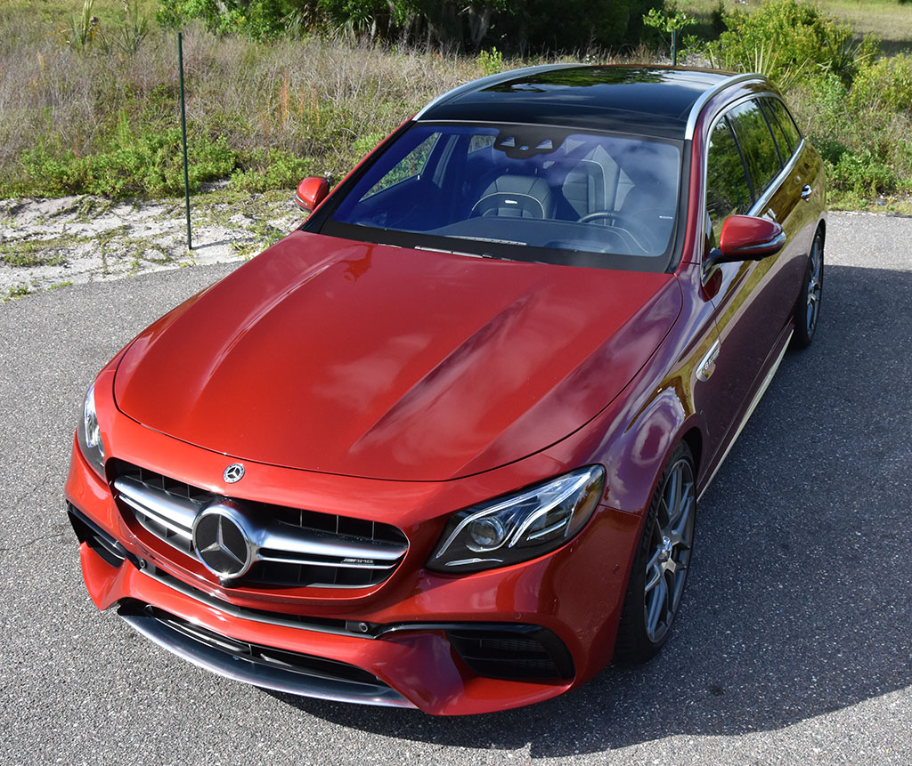 2019 Mercedes Amg E63 S Wagon: 2019 Mercedes-AMG E63S Wagon Review & Test Drive