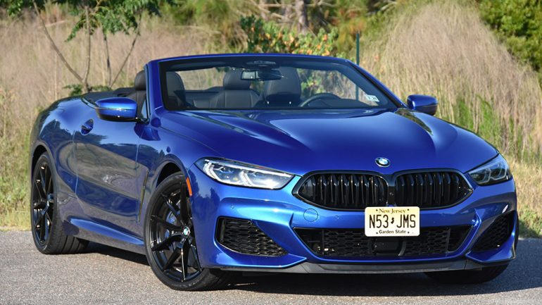 2019 BMW M850i Convertible Review & Test Drive