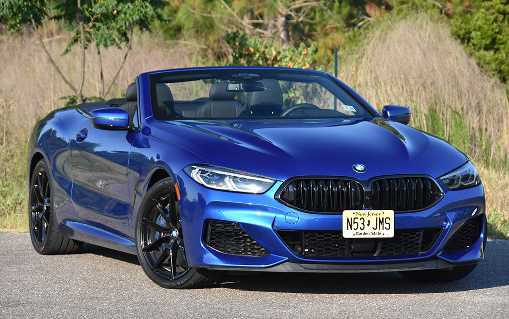 2019 Bmw M850i Convertible Review Test Drive