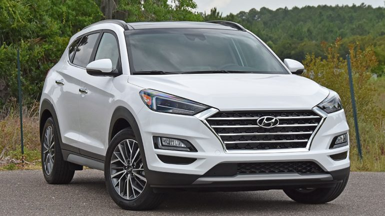 2019 Hyundai Tucson Ultimate Review & Test Drive