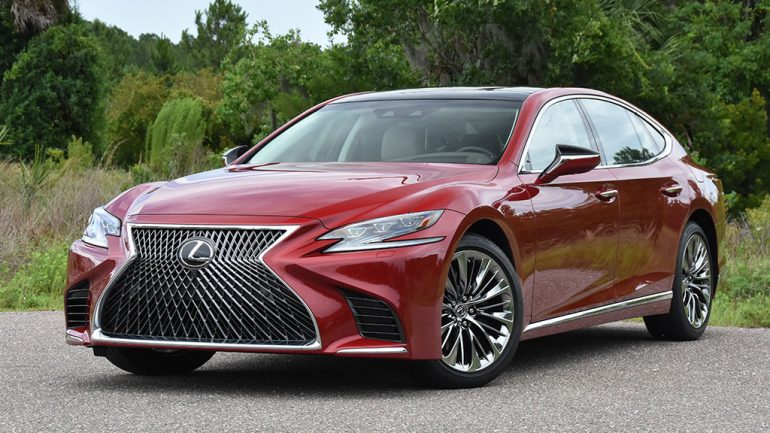 2019 Lexus LS 500 Review & Test Drive