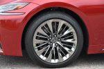 2019 lexus ls 500 wheels tire