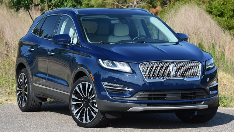 2019 Lincoln MKC Black Label Review & Test Drive