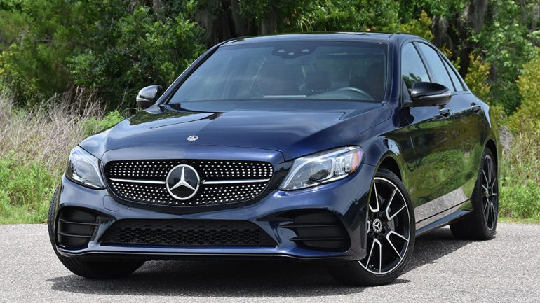 2019 Mercedes-Benz C300 4MATIC Sedan Review & Test Drive