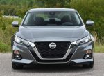 2019 nissan altima sv front