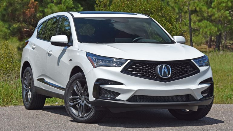 2020 Acura RDX SH-AWD A-SPEC Review & Test Drive