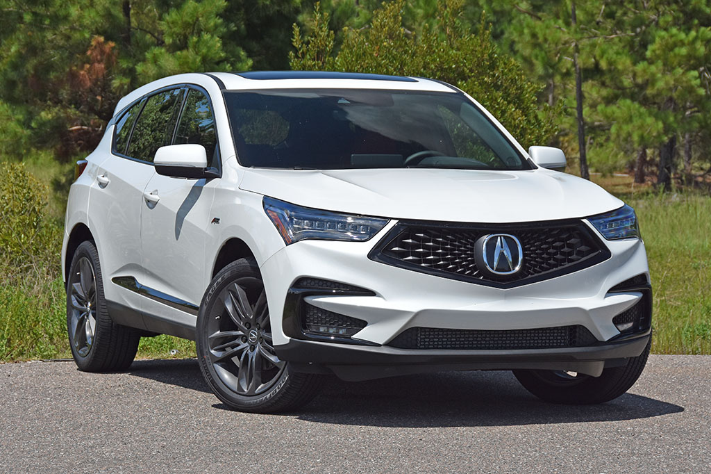 2020 Rdx Review.2020 Acura Rdx Sh Awd A Spec Review Test Drive