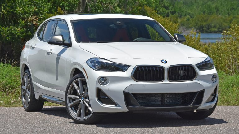 2019 BMW X2 M35i Review & Test Drive