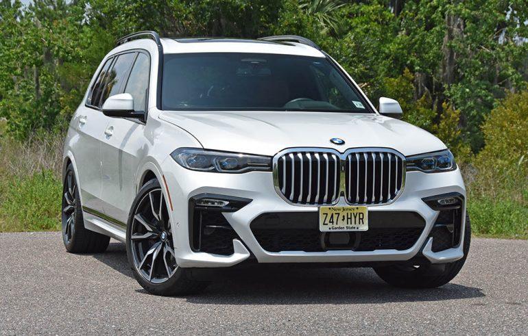 2019 bmw x7 xdrive50i review  u0026 test drive   automotive addicts