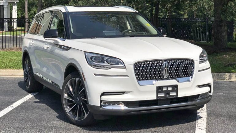 2020 Lincoln Aviator Reserve AWD Quick Spin Test Drive