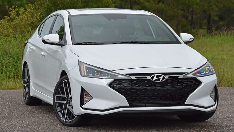 2019 Hyundai Elantra Sport Manual Review & Test Drive