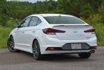 2019 hyundai elantra sport manual transmission