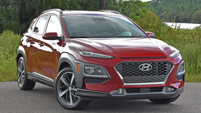 2019 Hyundai Kona Ultimate FWD Review & Test Drive