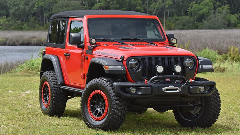 2019 Jeep Wrangler Rubicon Review & Test Drive