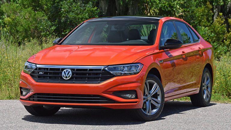2019 Volkswagen Jetta 1.4T R-Line Review & Test Drive