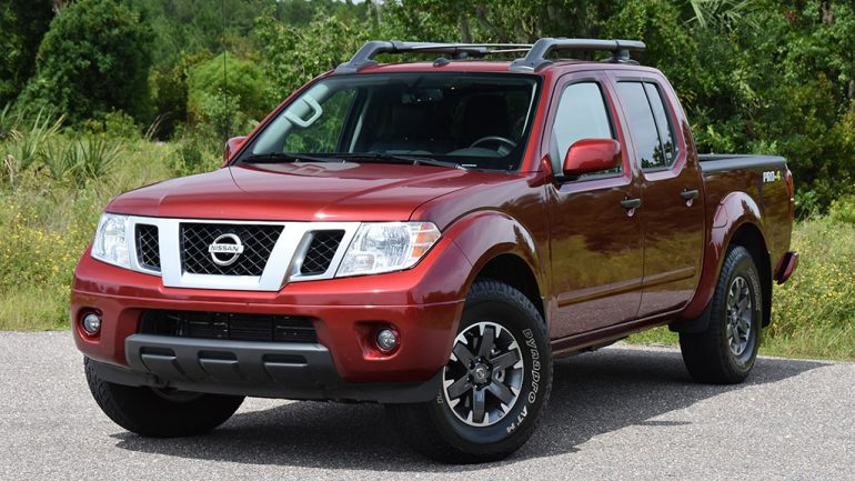 2019 Nissan Frontier PRO-4X Crew Cab 4×4 V6 Quick Spin Test Drive
