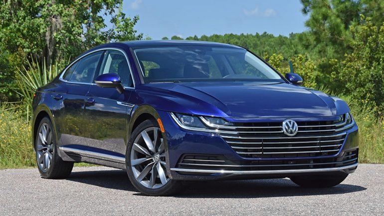 2019 Volkswagen Arteon SEL Premium 4Motion Review & Test Drive
