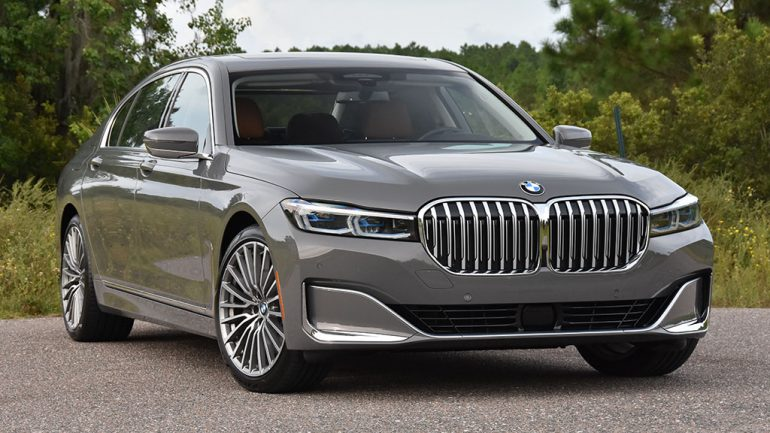 2020 BMW 750i Review & Test Drive