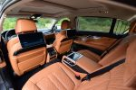 2020 bmw 750i rear seats