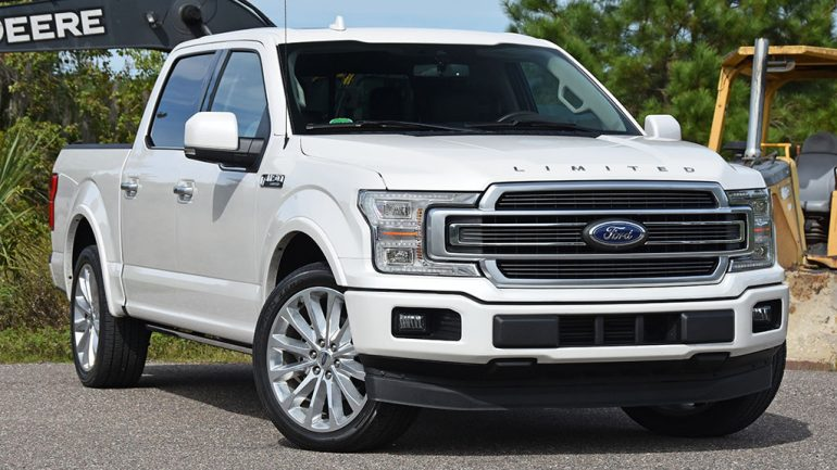 2019 Ford F-150 4×2 Limited SuperCrew Cab Review & Test Drive