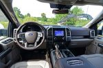 2019 ford f-150 limited dashboard