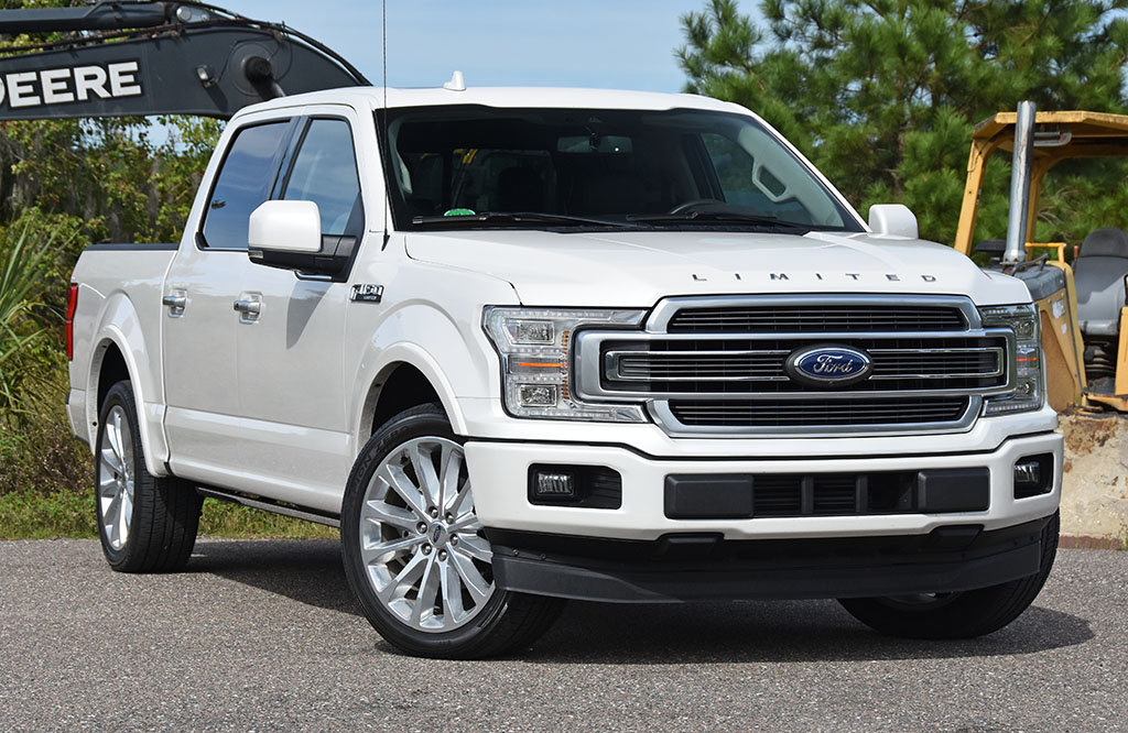 Super Crew Cab >> 2019 Ford F 150 4 2 Limited Supercrew Cab Review Test Drive