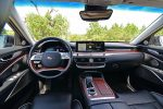 2019 kia k900 dashboard
