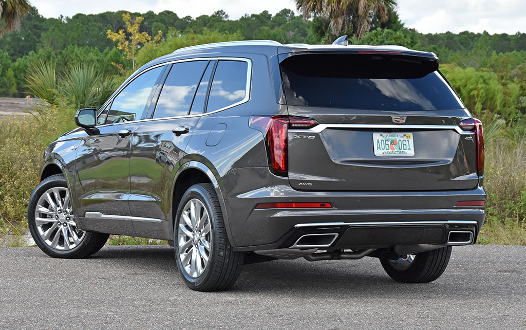2020 cadillac xt6 luxury awd review & test drive