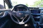 cadillac xt6 steering wheel