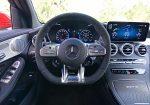 2020 mercedes-amg glc 63 steering wheel