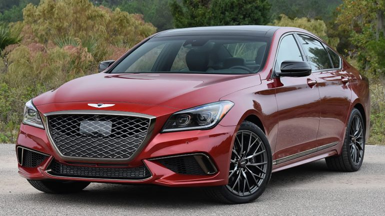 2019 Genesis G80 Sport 3.3T Review & Test Drive